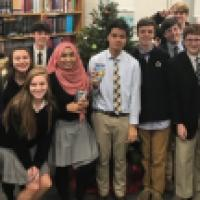 JC's Academic Team  Wins Match Against Loyola-Blakefield