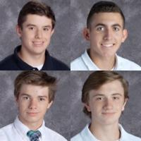 Patriots Selected for the 2018 Boys All Harford County Volleyball Team
