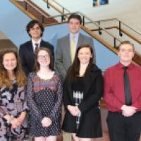 Patriots Serve as Student Pages for the 2019 Maryland General Assembly