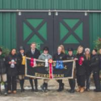JC Equestrian Team Reserve Champion Again