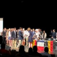 World Languages Honor Society holds 2019 Inductions