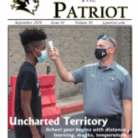 Cover of The Patriot/September 2020