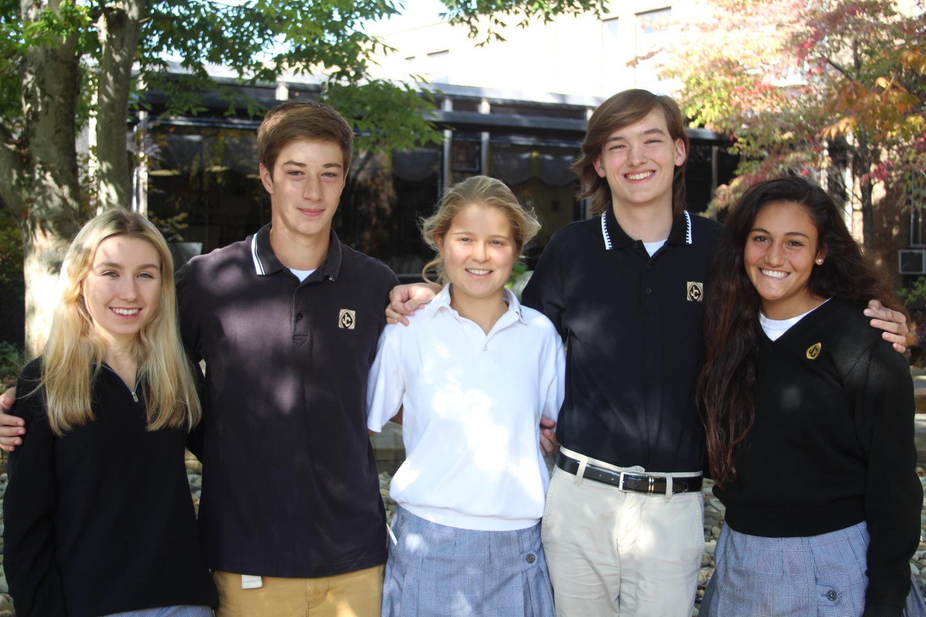 National Merit Scholarship Commended Students
